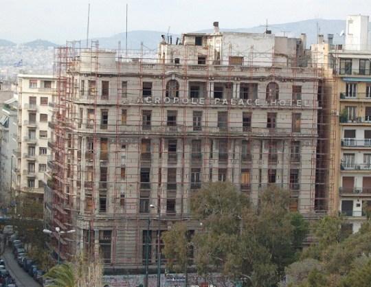 ΞΕΝΟΔΟΧΕΙΟ, ΑΝΑΚΑΙΝΗΣΗ, Acropole Palace, Πατησίων, ΤΟ BLOG ΤΟΥ ΝΙΚΟΥ ΜΟΥΡΑΤΙΔΗ, nikosonline.gr, Nikos On Line