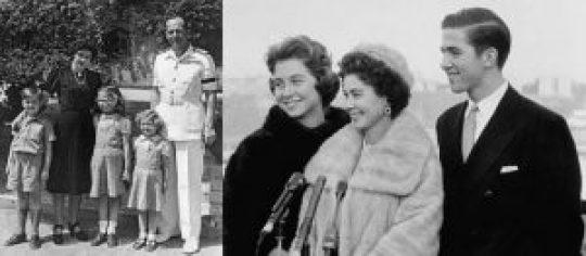 Βασίλισσα Φρειδερίκη, Βασίλισσα της Ελλάδας, The Queen of Greece, Frederica,