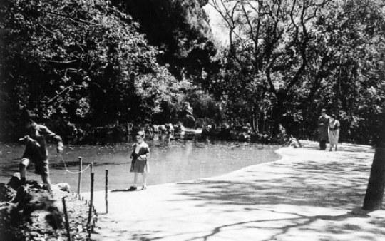 Εθνικός Κήπος, ΑΘΗΝΑ, ΒΑΣΙΛΙΣΣΑ ΑΜΑΛΙΑ, ΖΑΠΠΕΙΟ, Ο Εθνικός Κήπος της Αθήνας 100 χρόνια πριν,