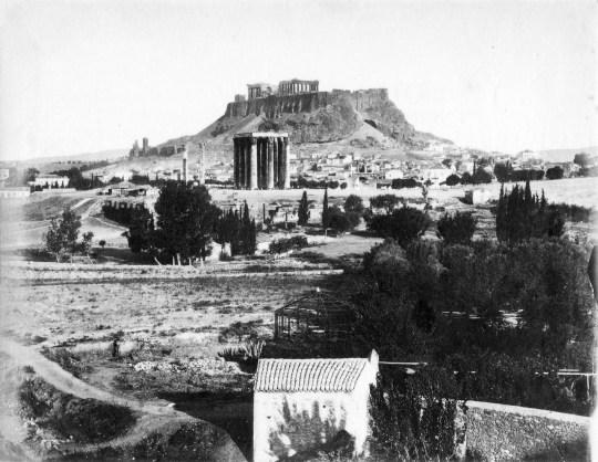 Αθήνα, 19ος, αρχές 20ου αιώνα