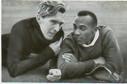 Jesse Owens & Lutz Lang