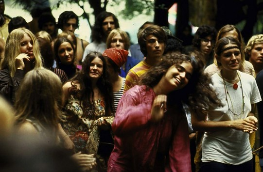 Life at Woodstock 1969 (1)