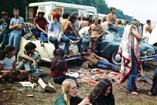Life at Woodstock 1969 (10)