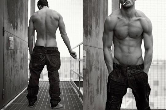 David Gandy -sexy man - model