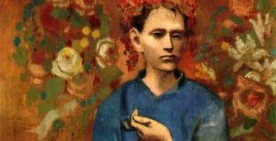 Pablo Picasso, «Garcon a la Pipe»