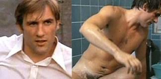Ζεράρ Ντεπαρντιέ, γυμνός, ζιγκολό για άντρας, αρσενική πουτάνα, τεκνό