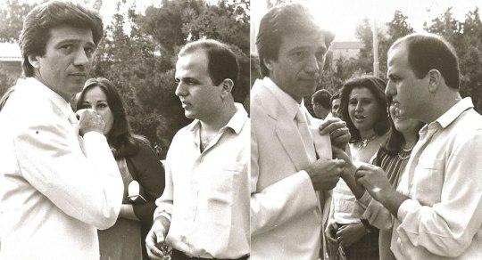 Γιάννης Φέρτης, Νίκος Μουρατίδης