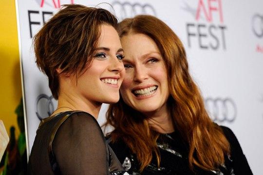Kristen Stewart, Julianne Moore, Still Alice
