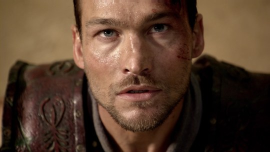 Andy Whitfield, Σπαρτακος, Spartacus, TV series, cancer, καρκίνος, nikosonline.gr