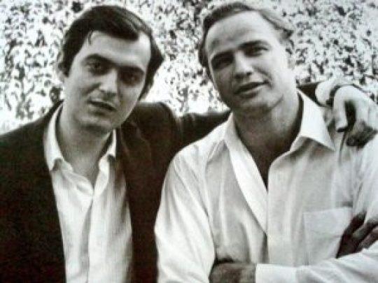 Στανλεϊ Κιούμπρικ, Stanley Kubrick, Marlon Brando