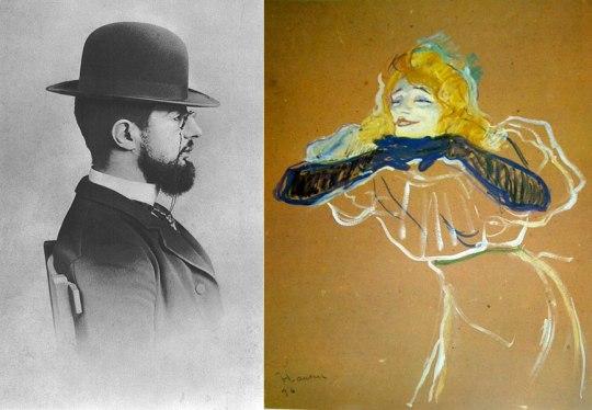Toulouse -Lautrec, Τουλούζ Λωτρέκ, painter, Toulouz Lotrek, Henri de Toulouse -Lautrec