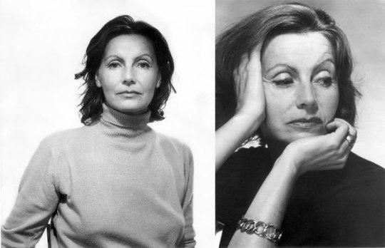Ms-Garbo-age-46, Γκρέτα Γκάρμπο