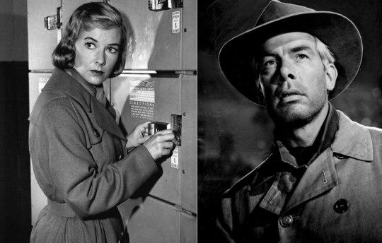 Vera Miles-Lee Marvin The Twilight Zone