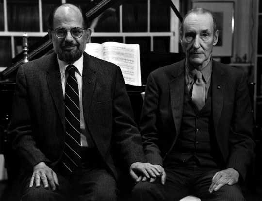 william-burroughs.allen-ginsberg.by-hank-oneal