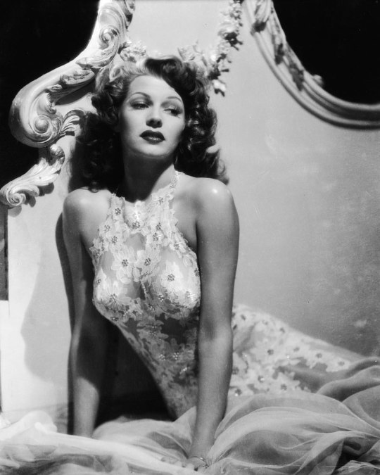 Rita Hayworth, Ρίτα Χέιγουόρθ