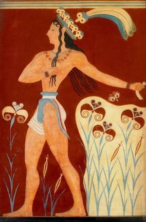 Sir Arthur Evans, Κνωσός, Κρήτη