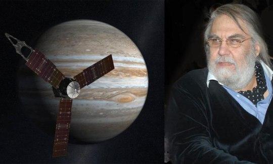 Βαγγέλης Παπαθανασίου, NASA, Juno,