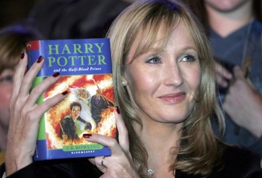 harry poter, J.K. Rowling