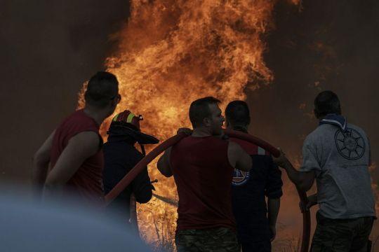 FIRE, FOTIES, ELLADA, ΠΥΡΚΑΓΙΕΣ, ΑΡΧΑΙΑ ΟΛΥΜΠΙΑ, nikosonline.gr