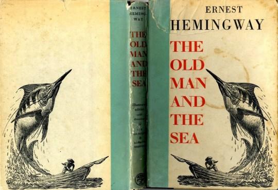 oldman and the sea, Χέμινγουέι