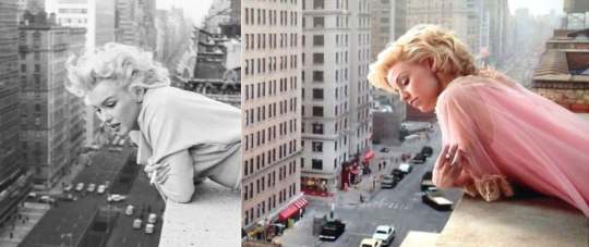 The secret life of Marilyn Monroe, TV