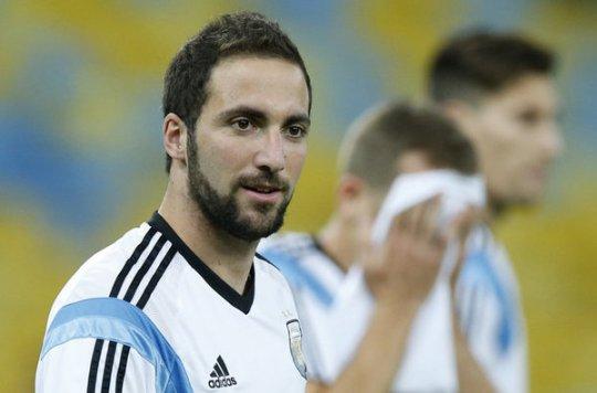 argentina-s-gonzalo-higuain, Ποδοσφαιριστές, μεταγραφές,