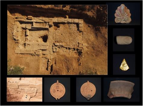 Χιλιομόδι, αρχαιολογική έρευνα, ΑΝΑΣΚΑΦΕΣ, Αρχαία Κορινθία,