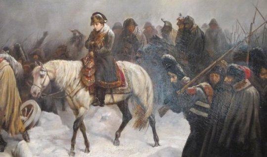Ναπολέων, Ρωσία