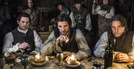 SONS OF LIBERTY, TV, HISTORY CHANNEL, ΤΗΛΕΟΠΤΙΚΗ ΣΕΙΡΑ,
