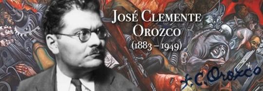 Χοσέ Κλεμέντε Ορόσκο, ζωγράφος