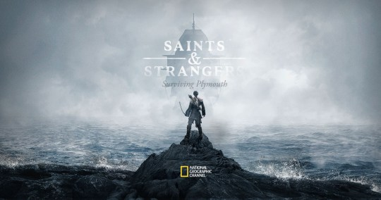 saints and strangers, Τηλεοπτική σειρά, National Geographic