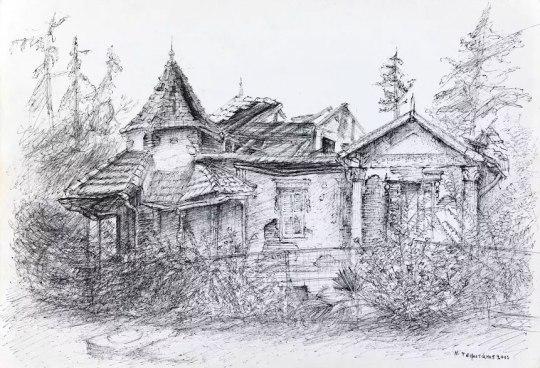 Νίκος Τσιμιτάκης, Ζωγράφος, Σκιτσογράφος, Σχεδιαστής, Αστικές Περιηγήσεις,