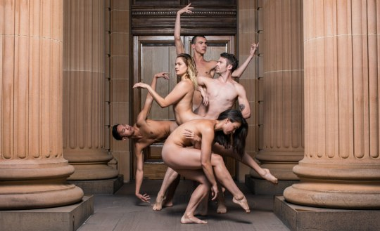 Sydney Dance Company, Art Gallery of new South Wales, performance, ΓΥΜΝΟΙ ΧΟΡΕΥΤΕΣ,