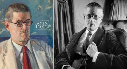 Τζέιμς Τζόυς, James Joyce
