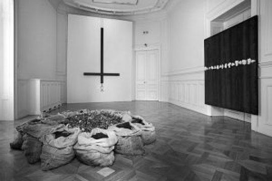 Γιάννης Κουνέλλης, Janis Kounellis, εικαστικά, ζωγραφική, σύγχρονη τέχνη