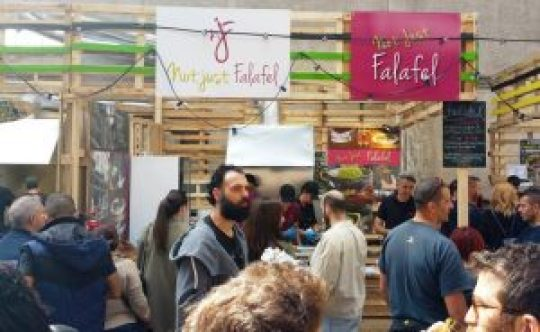Not Just Falafel, εστιατόριο, Αθήνα, Street Food