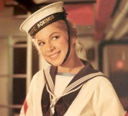 Αλίκη Βουγιουκλάκη, Η Αλίκη στο Ναυτικό