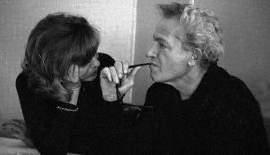 Ζυλ Ντασέν, Μελίνα Μερκούρη, Jules Dasin, Melina Mercoury