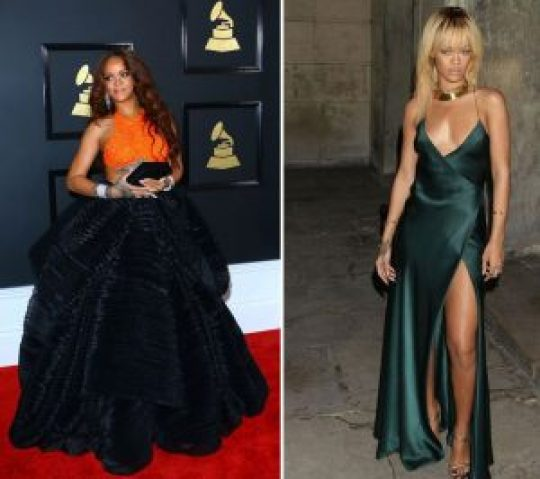 Rihanna, Armani