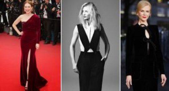Julianne Moore, Cate Blanchett, Nicole Kidman, Armani
