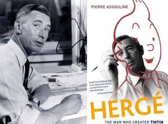 Ερζέ (Hergé),