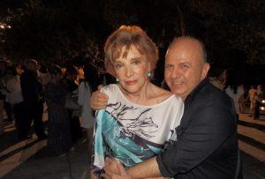 Παγκόσμια ημέρα θεάτρου, Νίκος Μουρατίδης, Μάρω Κοντού