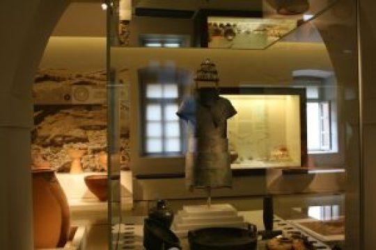 αρχαιολογικό μουσείο Ναυπλίου
