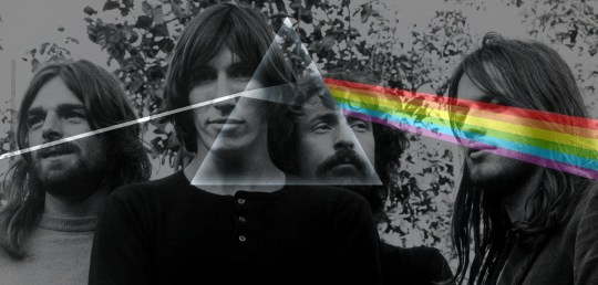 The Dark Side of the Moon, Pink Floyd