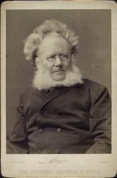 Χένρικ Ίψεν, Henrik Ibsen, θέατρο