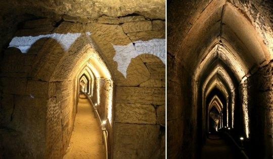 Ευπαλίνειο Υδραγωγείο, Πυθαγόρειο, Σάμος, Samos Island, Μνημείο Παγκόσμιας Πολιτιστικής Κληρονομιάς, UNESCO, Βουνό, nikosonline.gr