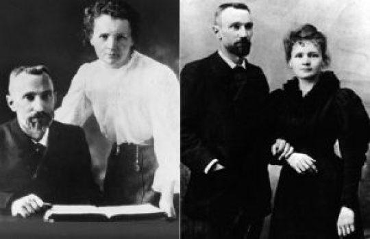 Πιερ και Μαρία Κιουρί