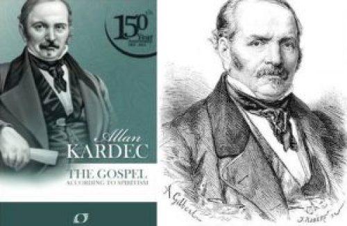Βιβλίο των Πνευμάτων, Allan Kardec,