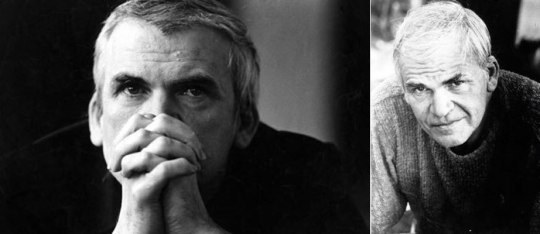 Μίλαν Κούντερα, Milan Kundera,