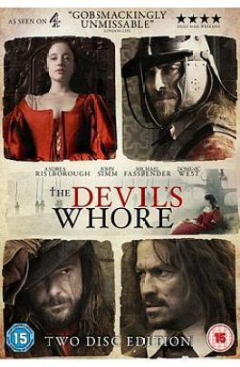 The Devils Whore, «Η ερωμένη του διαβόλου», Channel 4, Michael Fassbender, TV, Τηλεοπτική σειρά
